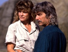 Katherine Ross and Sam Elliot